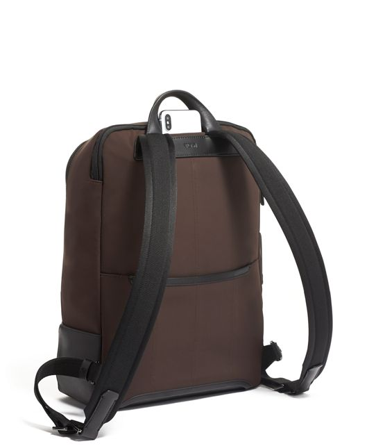 WILLIAM BACKPACK dark brown - large | Tumi Thailand