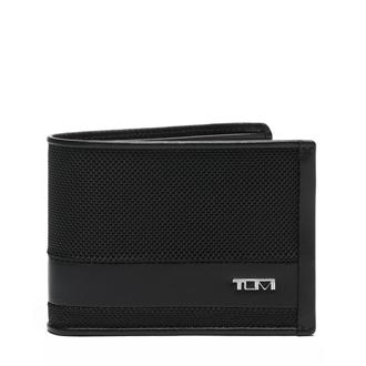 DOUBLE BILLFOLD Black - medium | Tumi Thailand