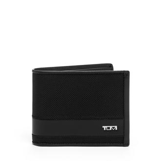 GLOBAL DOUBLE BILLFOLD Black - medium | Tumi Thailand