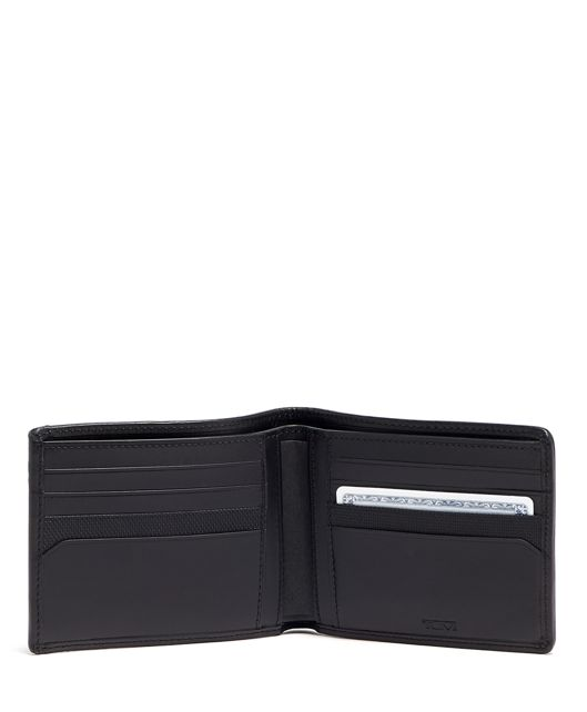 GLOBAL DOUBLE BILLFOLD nvy cam/bk - large | Tumi Thailand
