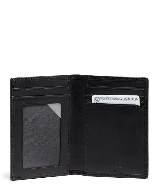 MULTI WINDOW CARD CASE Black - large | Tumi Thailand