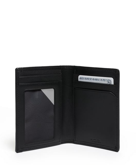 MULTI WINDOW CARD CASE nvy cam/bk - large | Tumi Thailand