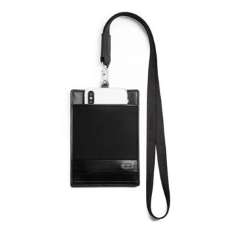 TRAVEL LANYARD Black - medium | Tumi Thailand