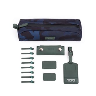 TUMI ACCENTS KIT Navy Camouflage - medium | Tumi Thailand