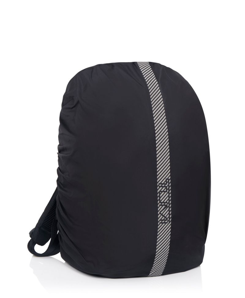 Black/Translucent Finch Backpack
