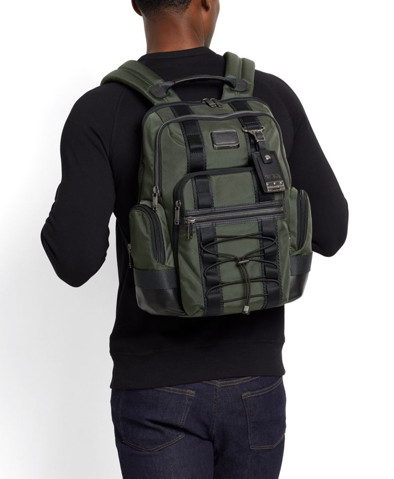 Spruce Paratrooper 2-IN-1 Backpack