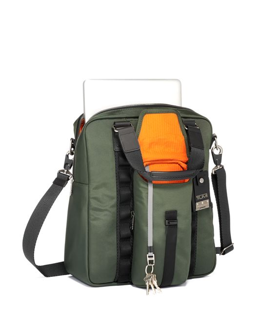 CADET 2-IN-1 TOTE Spruce - large | Tumi Thailand