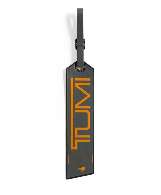 NIVOLET LUGGAGE TAG Black - large | Tumi Thailand