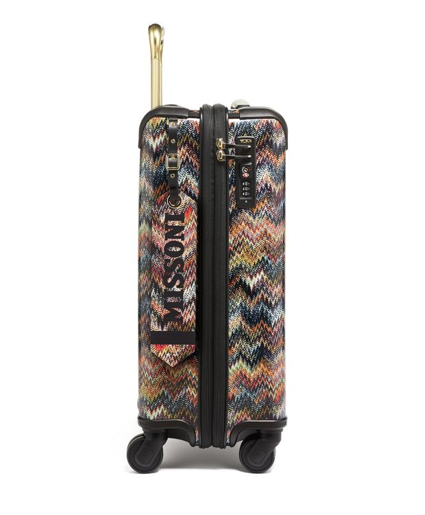 Snake  ZigZag MISSONI Luggage Tag