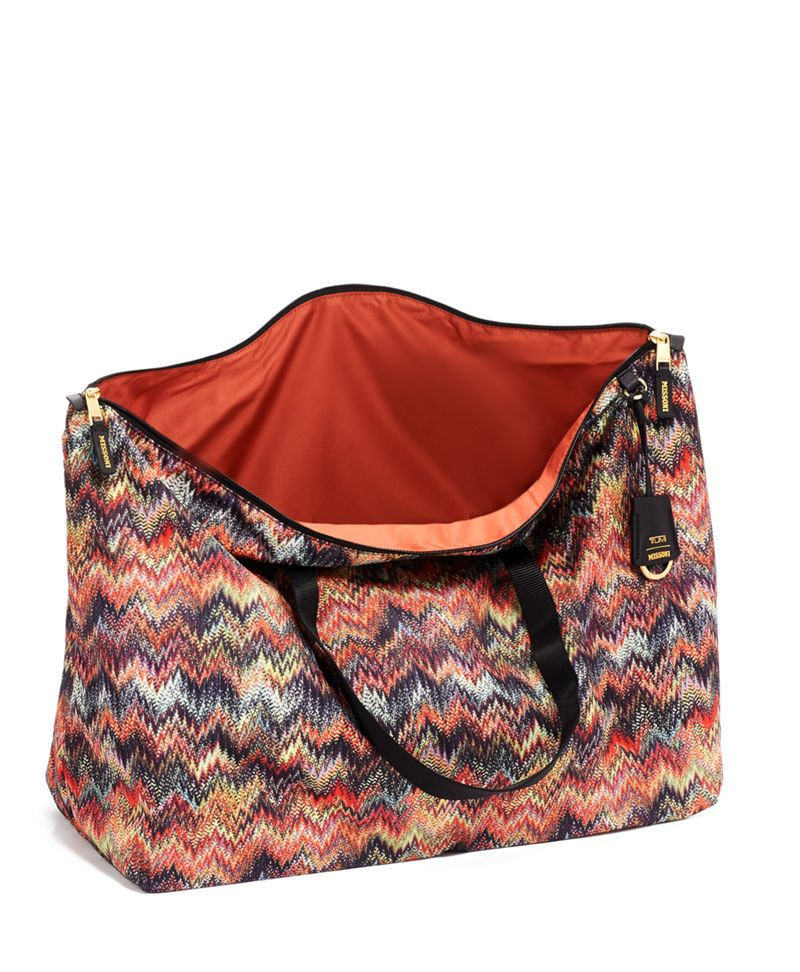 Snake  ZigZag Just In Case® Tote