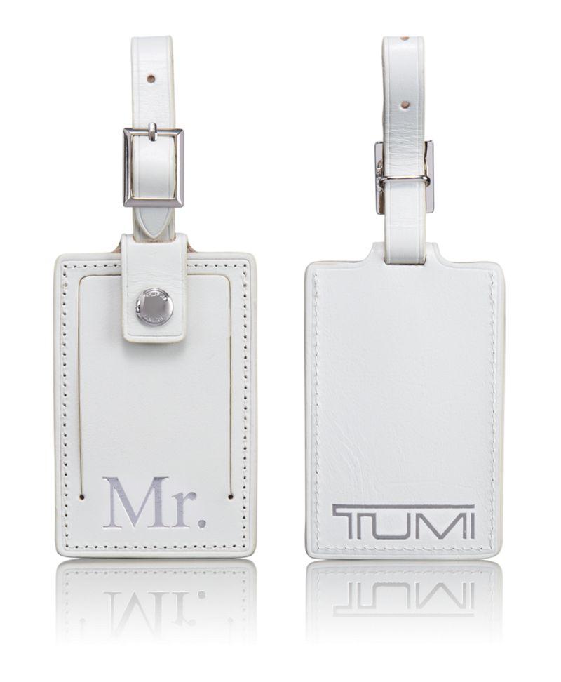 Mr. Luggage Tag