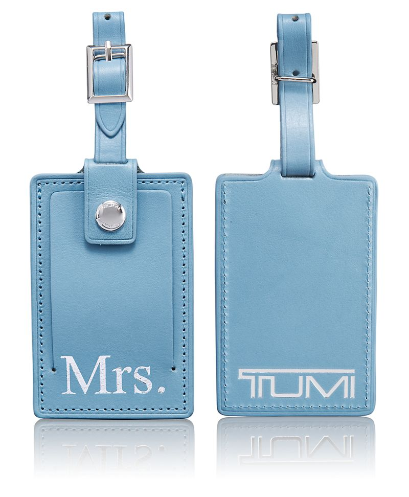 Mrs. Luggage Tag