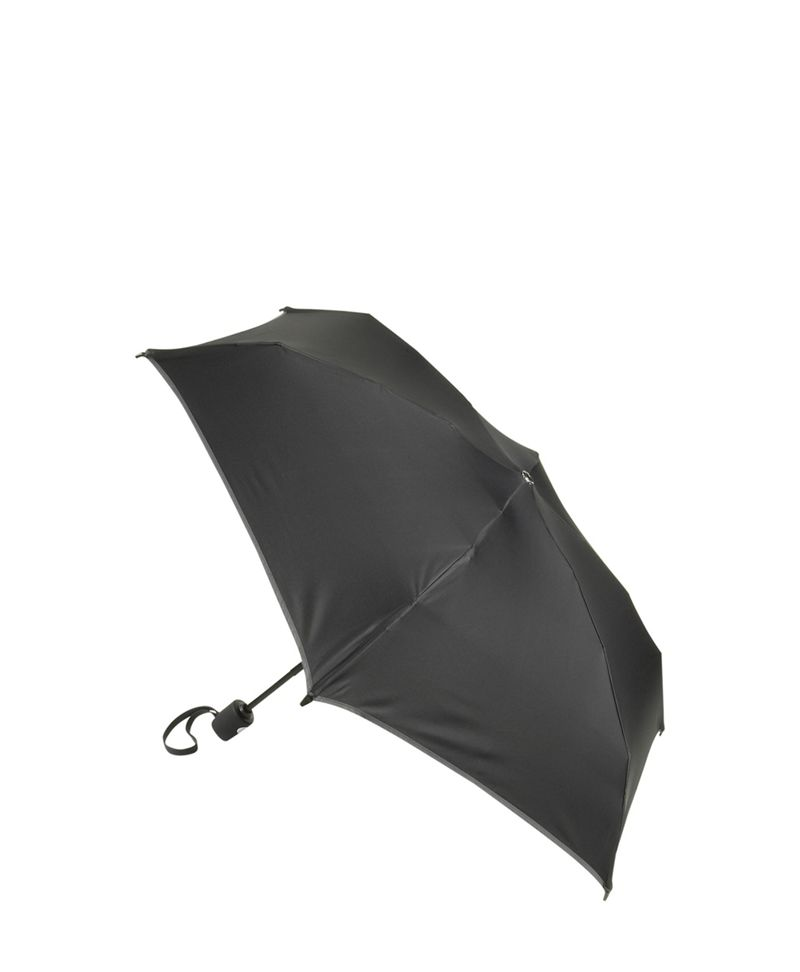Black Small Auto Close Umbrella