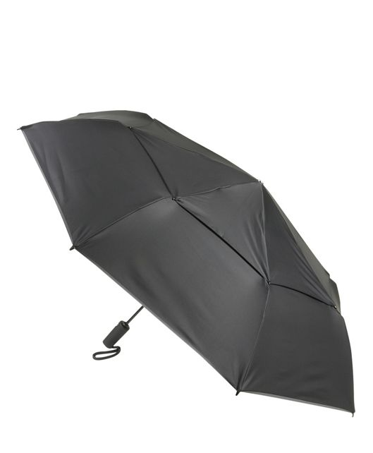 Large Auto Close Umbrella in Black