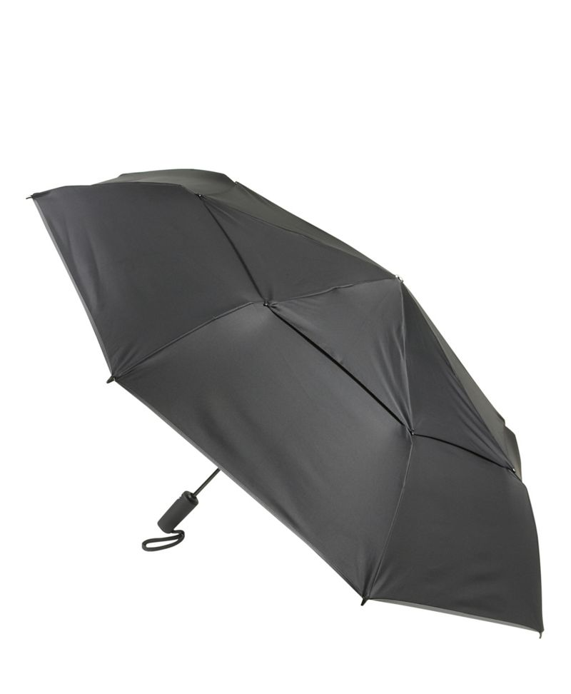 Black Large Auto Close Umbrella