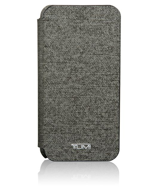 TUMI Folio Snap Case for iPhone 6 and 6S in Earl Grey