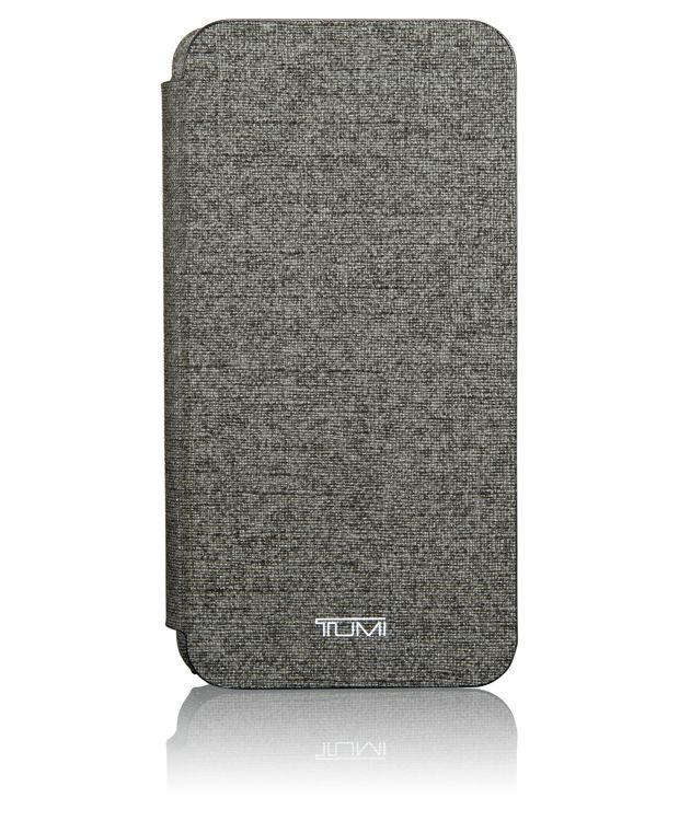 TUMI Folio Snap Case for iPhone 6 Plus and 6S Plus in Earl Grey