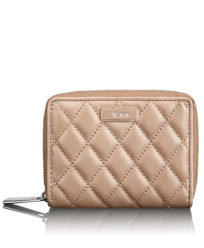 Zip-Around Small Wallet