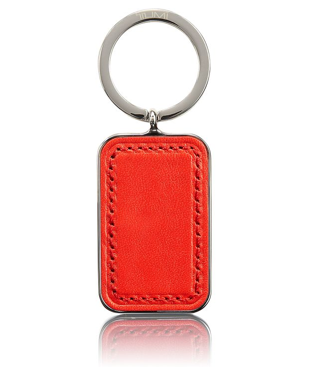Alpha Patch Tracer Key Fob in Red