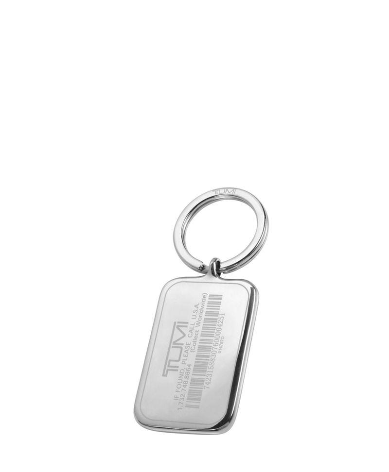 Black Alpha Patch Tracer Key Fob