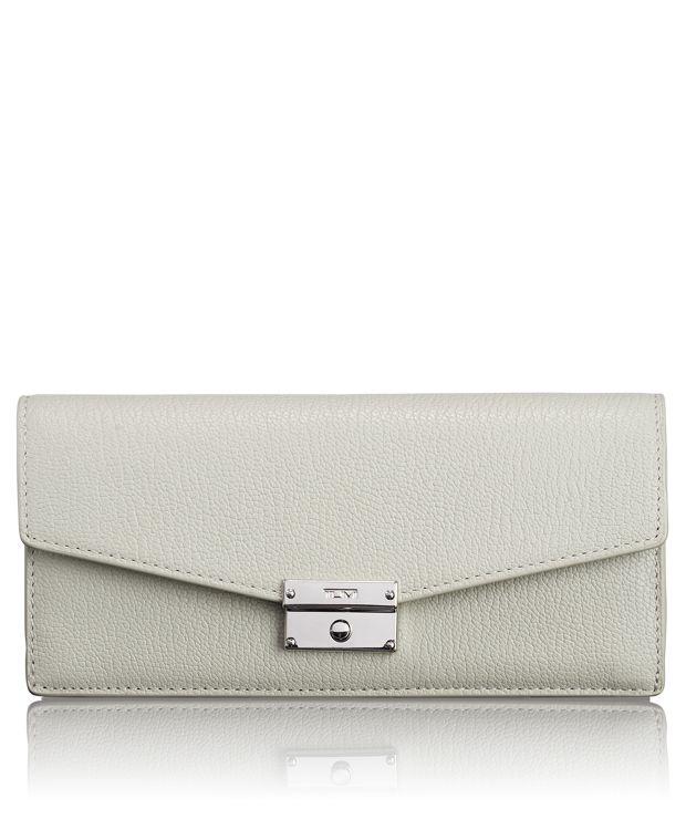 Envelope Wallet in Grey