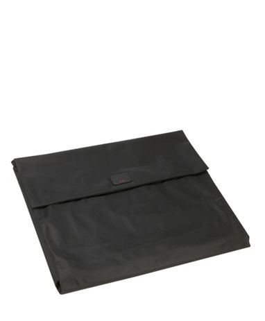 Medium Flat Folding Pack in Black