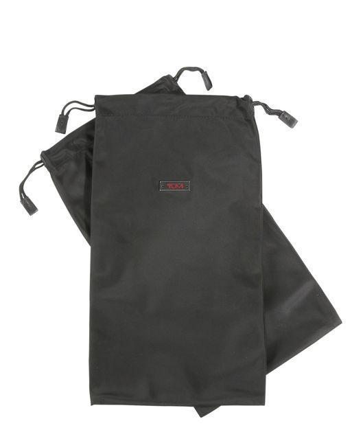 Shoe Bags (Pair) in Black