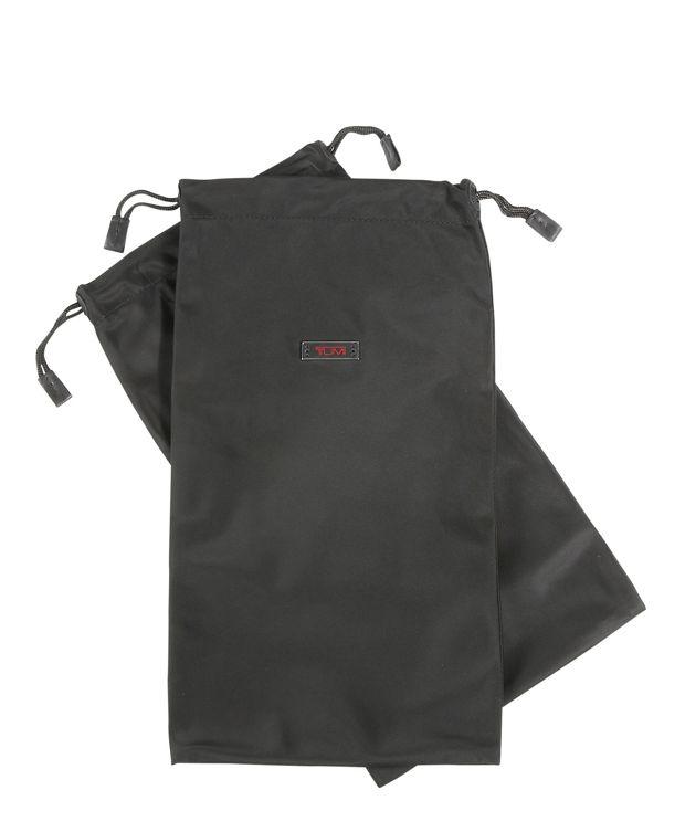 Shoe Bags (Pair) in Black