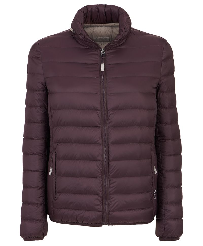 Women's - Clairmont Packable Travel Puffer Jacket