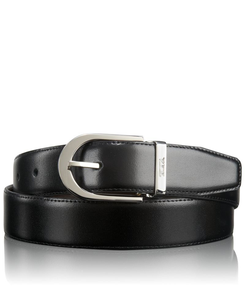 Classic Horseshoe Reversible Dress Belt
