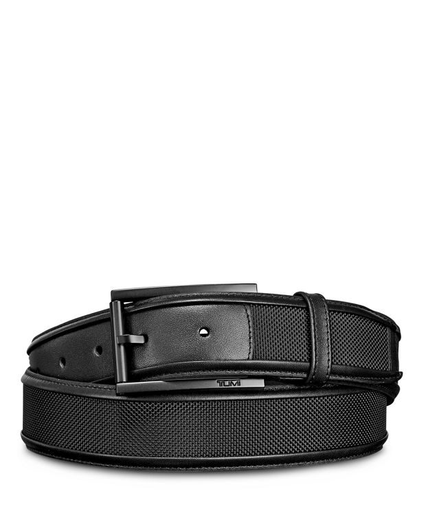 Ballistic Belt in Black/Black