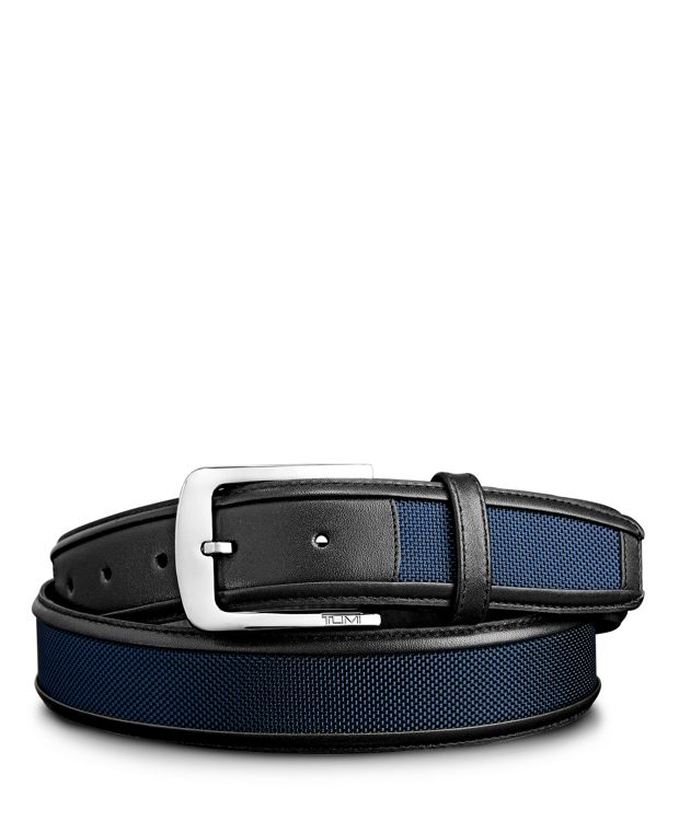 Ballistic Belt in Gunmetal/Navy