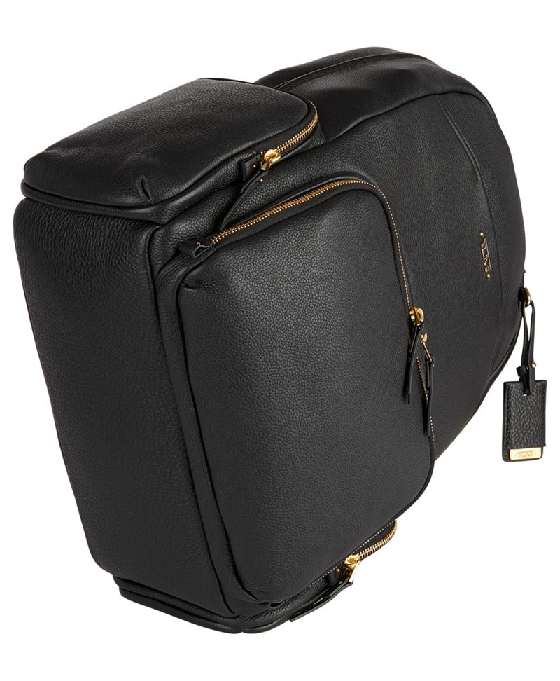 Calais Leather Backpack - Voyageur - Tumi United States