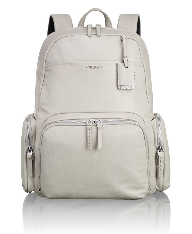 Calais Leather Backpack