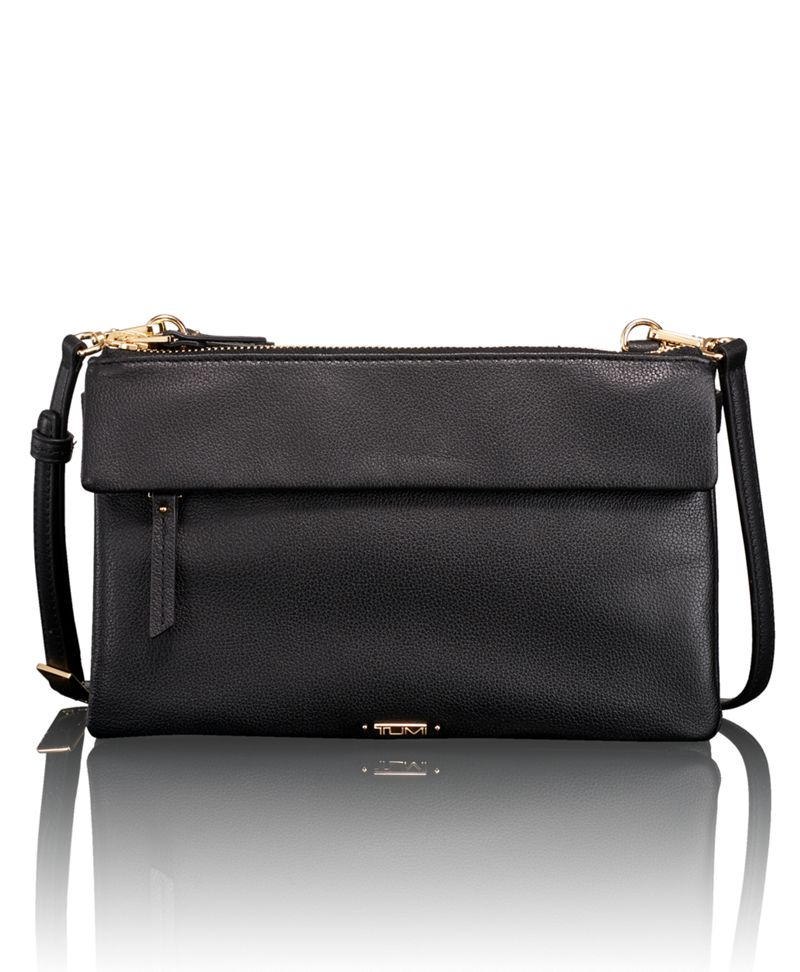 Tristen Leather Crossbody