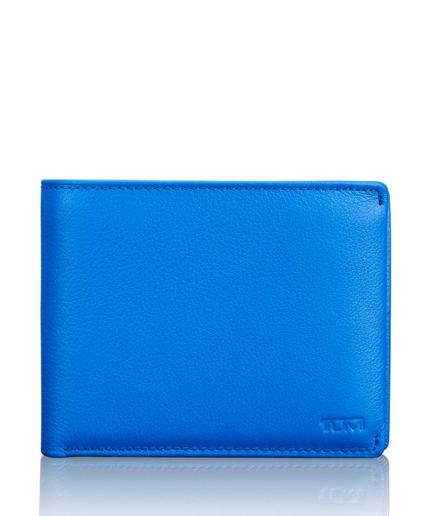 TUMI ID Lock™ Global Removable Passcase in Electric Blue
