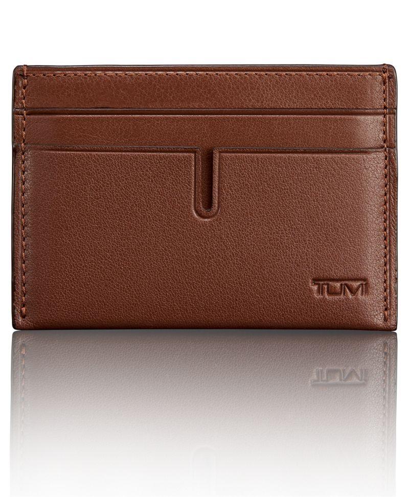 TUMI ID Lock™ Money Clip Card Case