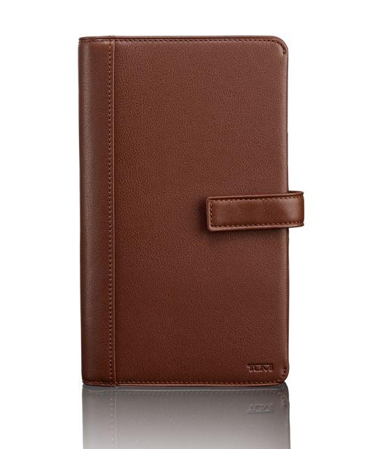 TUMI ID Lock™ Travel Organizer in Brown Textured