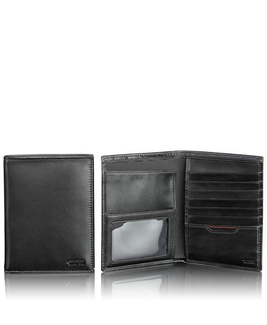 Passport Case in Black