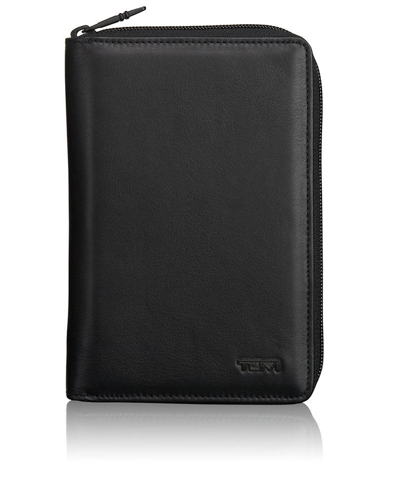 Zip-Around Multiple Passport Wallet