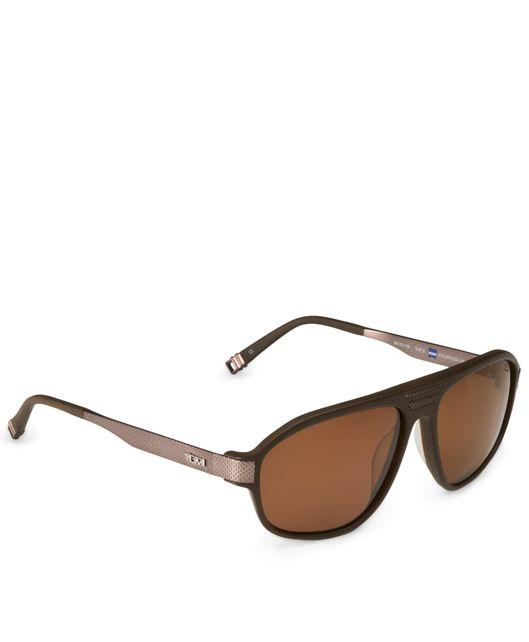 Bassano Sunglasses in Brown