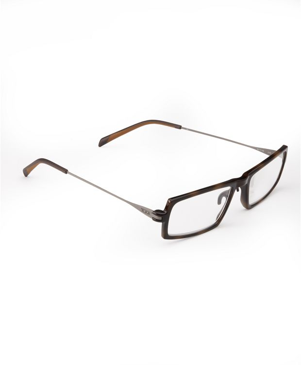 Highline Travel Readers in Brown Tortoise