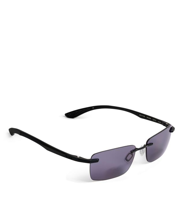 Hudson Sunglass Readers in Black
