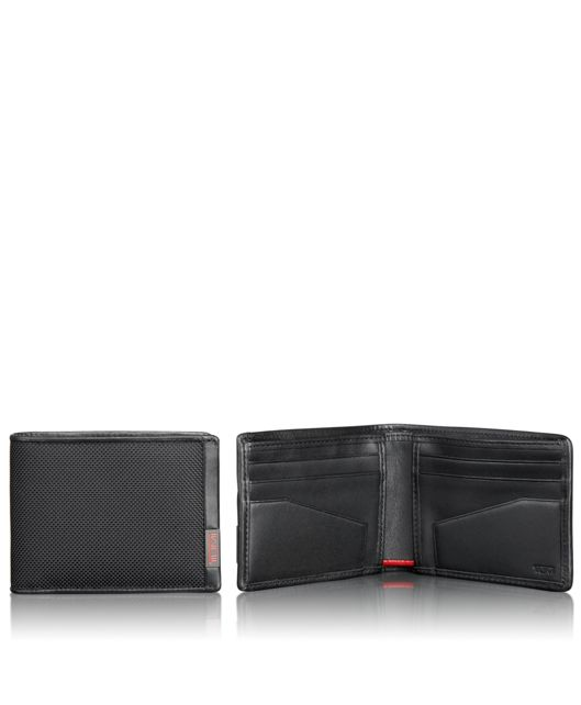 Double Billfold in Black