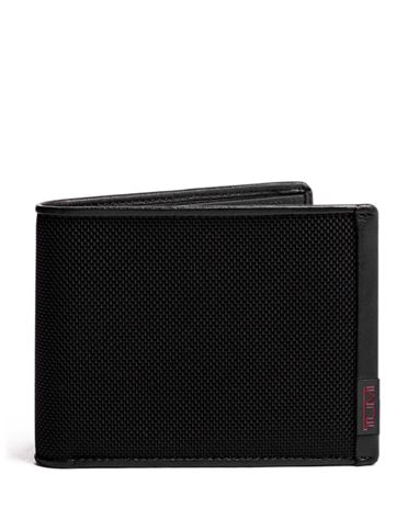 Global Wallet With Coin Pocket Alpha Tumi United