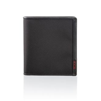 GLOBAL FLIP COIN WALLET Black - medium | Tumi Thailand