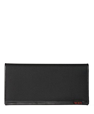 Breast Pocket Wallet in Black