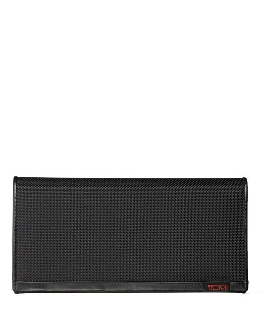 Breast Pocket Wallet in Black