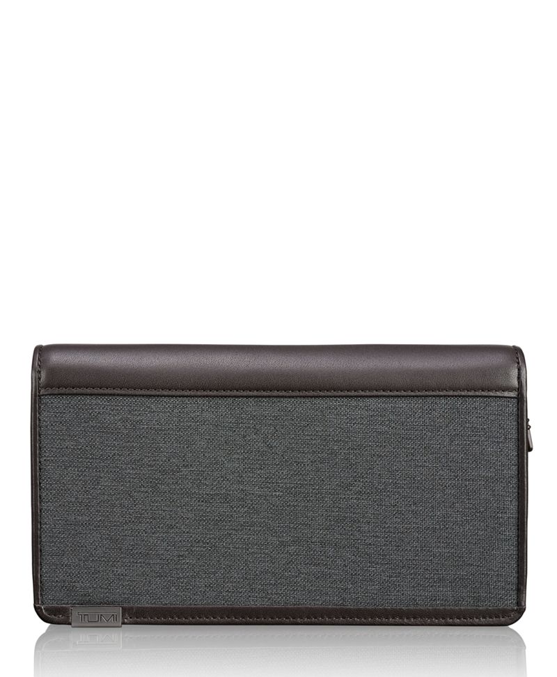 TUMI ID Lock™ Zip-Around Travel Wallet