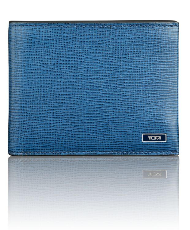 Global Removable Passcase in Cobalt Textured